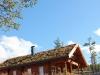 Log cabin in Norway