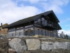 Post & beam house in Norway