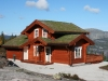Log home 152 mm in Norway